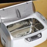 Nettoyeur ultrasonique de table approuvé de Digitals de la CE