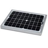 Kit più basso del comitato solare di volt 10W di prezzi 12 mono per lo zaino