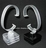 Cas d'exposition de montre Pocket/support acryliques Btr-F1012