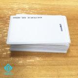 Carte en gros de bloc supérieur du tag RFID 13.56MHz NFC MIFARE 1k 1.8mm