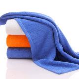 安い昇進の卸し売りホテルの浴室タオルの供給