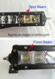 Accessori fuori strada dell'automobile della barra chiara inondazione/del punto LED