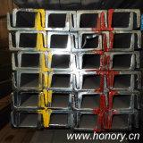 Feixe de aço da canaleta U de JIS/feixe de Steeel do fabricante de China Tangshan