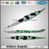 El nuevo diseño del fabricante LLDPE kayak de mar Made in China