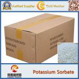 カリウムSorbate (CAS第24634-61-5)、E202、Sorbistat K、
