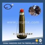 درجة حرارة مقاومة 650-980 بازلت ليفة مغزول