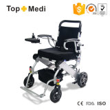 Cadeira de rodas Foldable Handicapped Disabled da energia eléctrica