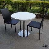 レストランの家具の固体表面のダイニングテーブル