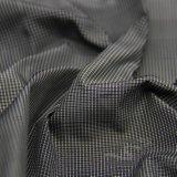 Вода & Ветр-Упорной напольной Sportswear ткань 100% нити пряжи полиэфира жаккарда шотландки вниз сплетенная курткой черная (FJ015)