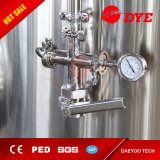 El tanque brillante horizontal de la cerveza de China de los productos al por mayor