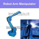 XYZ Dimension Manipulador e Robot Arm Control Center e Rotary Workplace Platform and Program System + Robot Arm para Pintura de Pulverização Térmica de Revestimento Térmico