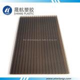 Feuille en bronze de cavité de polycarbonate de la résine neuve de 100% Sabic