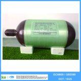 80L cng-2 de Glasvezel hoepel-Verpakte Cilinder van het Voertuig CNG