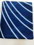 Streifen-Wolle-Zudecke-Qualitäts-Wollen