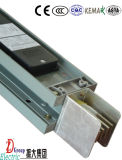 Sistema eléctrico de la barra de distribución de la alta conductividad de aluminio para el alzamiento