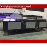 Velocidade elevada da produção da impressora Flatbed UV, extensamente área de aplicação