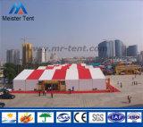 Специальные красные шатры партии случая Stript напольные подвижные для выставок