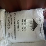 KOH d'éclailles d'hydroxyde de potassium avec le bon prix