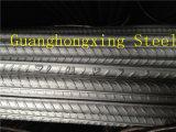 ASTM A615, A706, Gr40, Gr60, SD390, de Warmgewalste Misvormde Staven van het Staal SD490