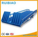 12ton重い容量の倉庫のローディングおよびフォークリフトの容器の傾斜路を荷を下すこと