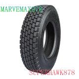 Marvemax/Superhawk Marke, Radial-LKW-Gummireifen, Bus-Gummireifen/Reifen (11.00r20 11r22.5 12r22.5)
