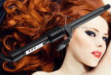 Bigudí de pelo de cerámica del rodillo eléctrico del pelo del diseño de la manera