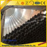 Frame solar personalizado fabricantes do perfil de alumínio da extrusão