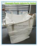 Grand sac de la colle en vrac de conteneur de FIBC avec à couvercle serti