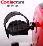 中心レートのモニタが付いている良質の適性装置かホームエアロバイク