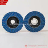 Фабрики диск волокна карбида кремния сразу 100mm*27*16mm для стекла меля к низкой цене P40-P220 точильщика угла