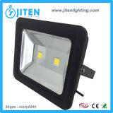 防水外部LEDのフラッドライトの据え付け品100W LEDのフラッドランプの照明IP65