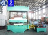 Prensa hidráulica/prensa de vulcanización de la placa (marco-tipo)