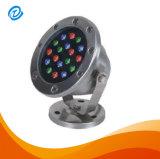 AC/DC 12V 24V 36W LED 수영풀 빛 IP68