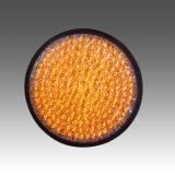 Lumière jaune de feux de signalisation du véhicule DEL de lentille de la toile d'araignee IP55