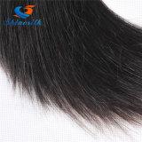 Cabelo reto malaio não processado malaio do Virgin do cabelo 3PCS/Lot 8A do Virgin