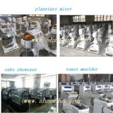 Mezclador planetario de la panadería de Shangai Mooha