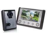 Sistema de segurança video do telefone da porta do Doorbell video do intercomunicador do apartamento