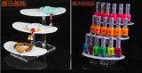 Étalage cosmétique acrylique de première vente (QCY-AED06)