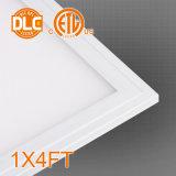 DLC ultra delgado 300X1200 LED luz del panel para residencias Comercio