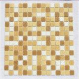 Baldosa mosaico de vidrio decoración del hogar