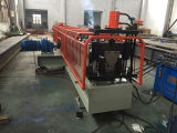 Vollautomatischer Stahlwand-Winkel-Kanal, der Maschine herstellt