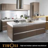 同世代の人が付いている最もよく新しく白い台所食器棚のキャビネットはTivo-0004hをカスタム設計する
