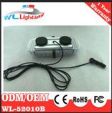 호박색 백색 LED 경계 신호 소형 스트로브 Lightbar