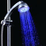 도매 다채로운 경수 저축 LED 손 샤워 샤워 꼭지