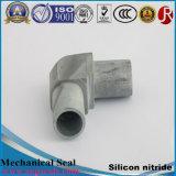 Carboneto de silicone Erosão-Resistente resistente à corrosão do cotovelo