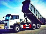 Carro de la piedra del cargamento del carro de vaciado del volquete de FAW