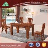 Hotsale fester Tisch und Stühle eingestellte Hauptmöbel