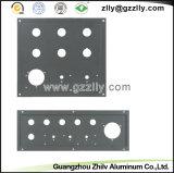 건축재료를 위한 검정에 의하여 양극 처리되는 알루미늄 오디오 전면 패널