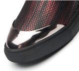 Traction en métal de mode sur les chaussures des hommes (YN-8)