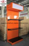 Metallbildschirmanzeige-Speicher-oder Supermarkt-Zahnstange